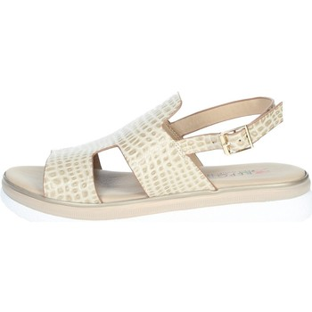 Topánky Ženy Sandále Repo 10279-E1 Beige