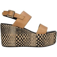 Topánky Ženy Sandále Paola Ferri D7421 BEIGE