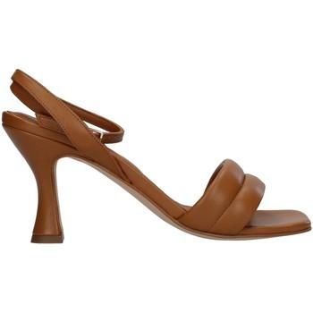 Topánky Ženy Sandále Paola Ferri D7439 BROWN