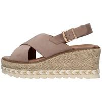 Topánky Ženy Sandále Refresh 72854 BEIGE