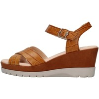 Topánky Ženy Sandále CallagHan 29004 BROWN