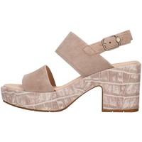 Topánky Ženy Sandále CallagHan 28801 BEIGE
