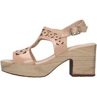 Topánky Ženy Sandále CallagHan 28701 BLUE