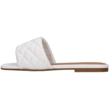 Topánky Ženy Šľapky Steve Madden PORTERR WHITE