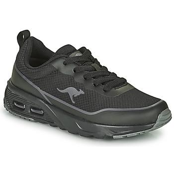 Topánky Chlapci Nízke tenisky Kangaroos KX-3500 Čierna