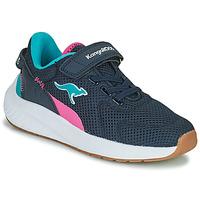 Topánky Dievčatá Nízke tenisky Kangaroos K-FORT JAG EV Modrá