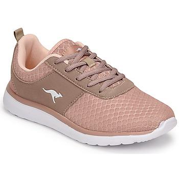 Topánky Ženy Nízke tenisky Kangaroos BUMPY Ružová