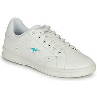 Topánky Ženy Nízke tenisky Kangaroos K-TEN II Biela