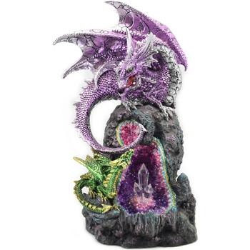 Domov Sochy Signes Grimalt Dragon S Ľad Lila
