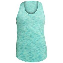 Oblečenie Ženy Tričká s krátkym rukávom Saucony SAW800093 Pastelová zelená