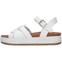 Topánky Ženy Sandále Inuovo 769006 WHITE