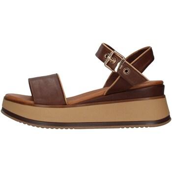 Topánky Ženy Sandále Inuovo 774011 BROWN