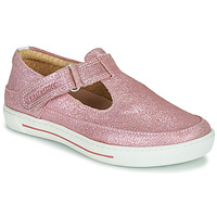 Topánky Dievčatá Balerínky a babies Birkenstock ABILENE Ružová