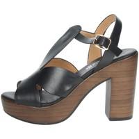 Topánky Ženy Sandále Repo 56247-E1 Black