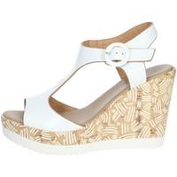 Topánky Ženy Sandále Repo 52237-E1 White