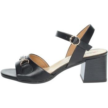 Topánky Ženy Sandále Repo 30628-E1 Black