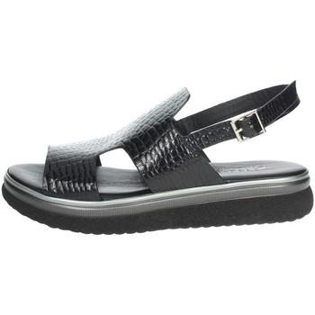 Topánky Ženy Sandále Repo 10279-E1 Black