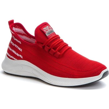 Topánky Muži Nízke tenisky Crosby Red Casual Trainers Red