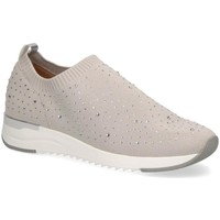 Topánky Ženy Slip-on Caprice Pebble Casual Trainers Grey