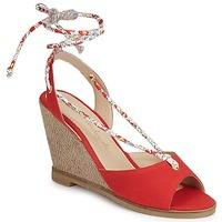 Topánky Ženy Sandále Petite Mendigote BLONDIE Červená