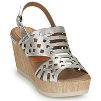 Topánky Ženy Sandále Dorking SALMA Strieborná