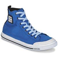 Topánky Muži Členkové tenisky Diesel FAMILA Modrá