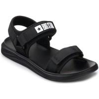Topánky Muži Sandále Big Star HH174842 Čierna