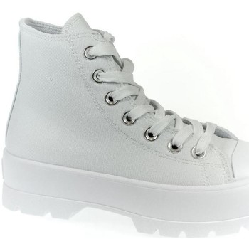 Topánky Ženy Členkové tenisky Vivi Paris Dámske biele tenisky MAURA biela