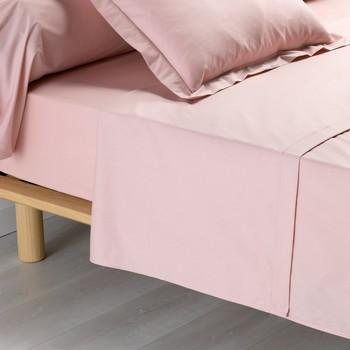 Domov Plachty Douceur d intérieur PERCALINE Ružová