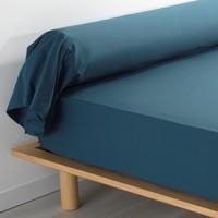 Domov Obliečky na vankúš Douceur d intérieur PERCALINE Modrá