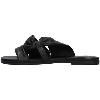 Topánky Ženy Šľapky Inuovo 447044 BLACK