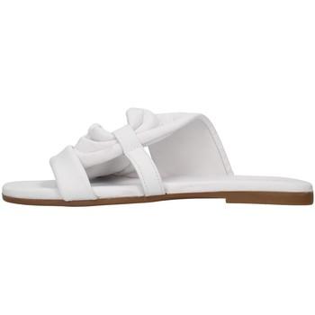 Topánky Ženy Šľapky Inuovo 447044 WHITE