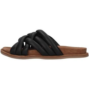 Topánky Ženy Šľapky Inuovo 777006 BLACK