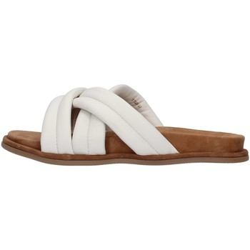 Topánky Ženy Šľapky Inuovo 777002 WHITE