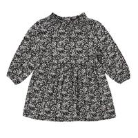 Oblečenie Dievčatá Krátke šaty Ikks CAROTTE Námornícka modrá