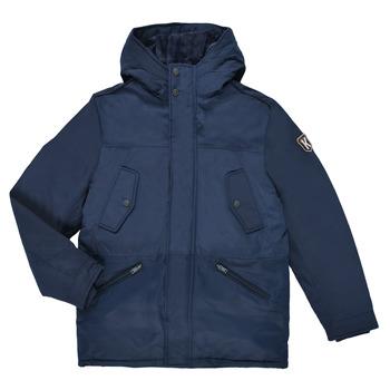 Oblečenie Chlapci Parky Ikks GRENADINE Námornícka modrá
