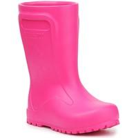 Topánky Deti Gumaky Birkenstock Derry Neon Pink 1006288 pink