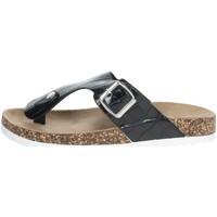 Topánky Ženy Žabky Laura Biagiotti 6858 Black