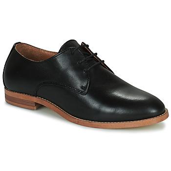 Topánky Ženy Derbie Minelli DELINA Čierna