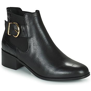 Topánky Ženy Čižmičky Minelli ALINNA Čierna