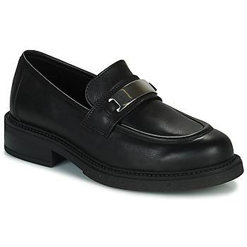 Topánky Ženy Mokasíny Minelli KARISMA Čierna