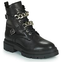 Topánky Ženy Polokozačky Minelli GIULIA Čierna