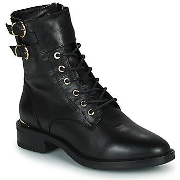 Topánky Ženy Polokozačky Minelli LOLITA Čierna