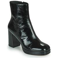 Topánky Ženy Čižmičky Minelli BETTYNA Čierna