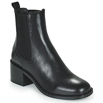 Topánky Ženy Čižmičky Minelli FREYLA Čierna