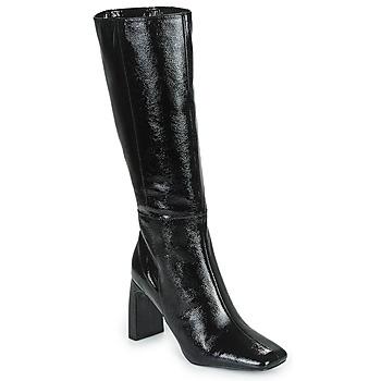 Topánky Ženy Čižmy do mesta Minelli PALOMA Čierna