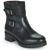 Topánky Ženy Čižmičky Minelli LEILA Čierna