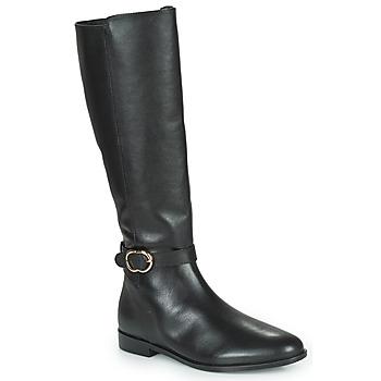Topánky Ženy Čižmy do mesta Minelli SELIRA Čierna