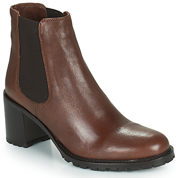 Topánky Ženy Čižmičky Minelli PETRINA Hnedá