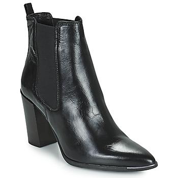 Topánky Ženy Čižmičky Minelli CERIKA Čierna